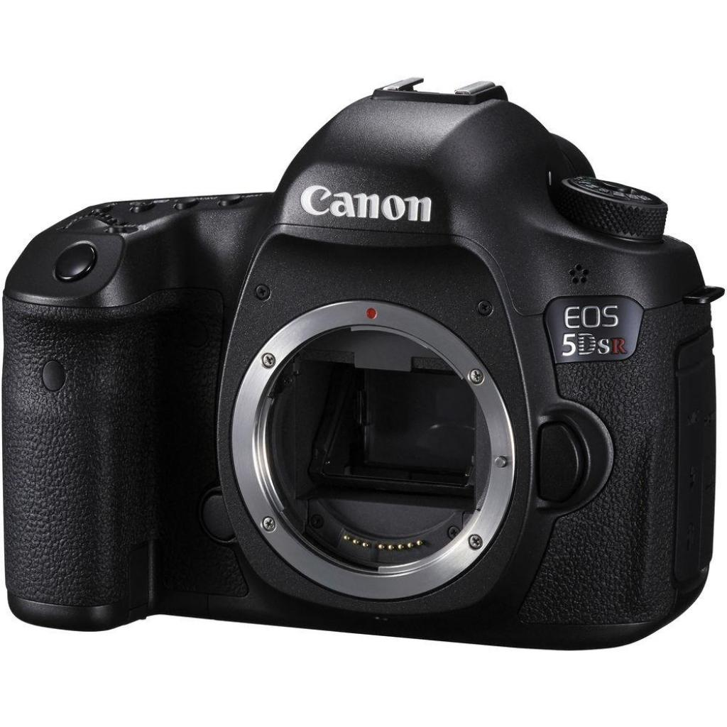 Цифровой фотоаппарат Canon EOS 5DS R Body (0582C009)
