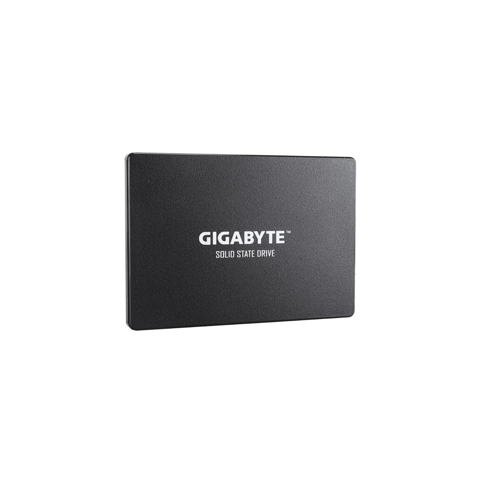 """Накопичувач SSD 2.5"""" 120GB GIGABYTE (GP-GSTFS31120GNTD) зображення 2"""
