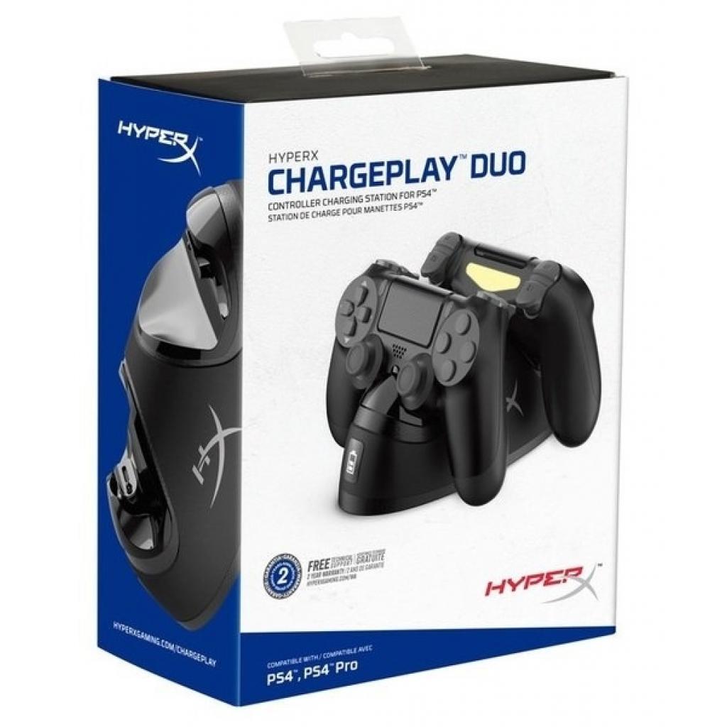 Зарядний пристрій HyperX ChargePlay Duo (HX-CPDU-C) зображення 8
