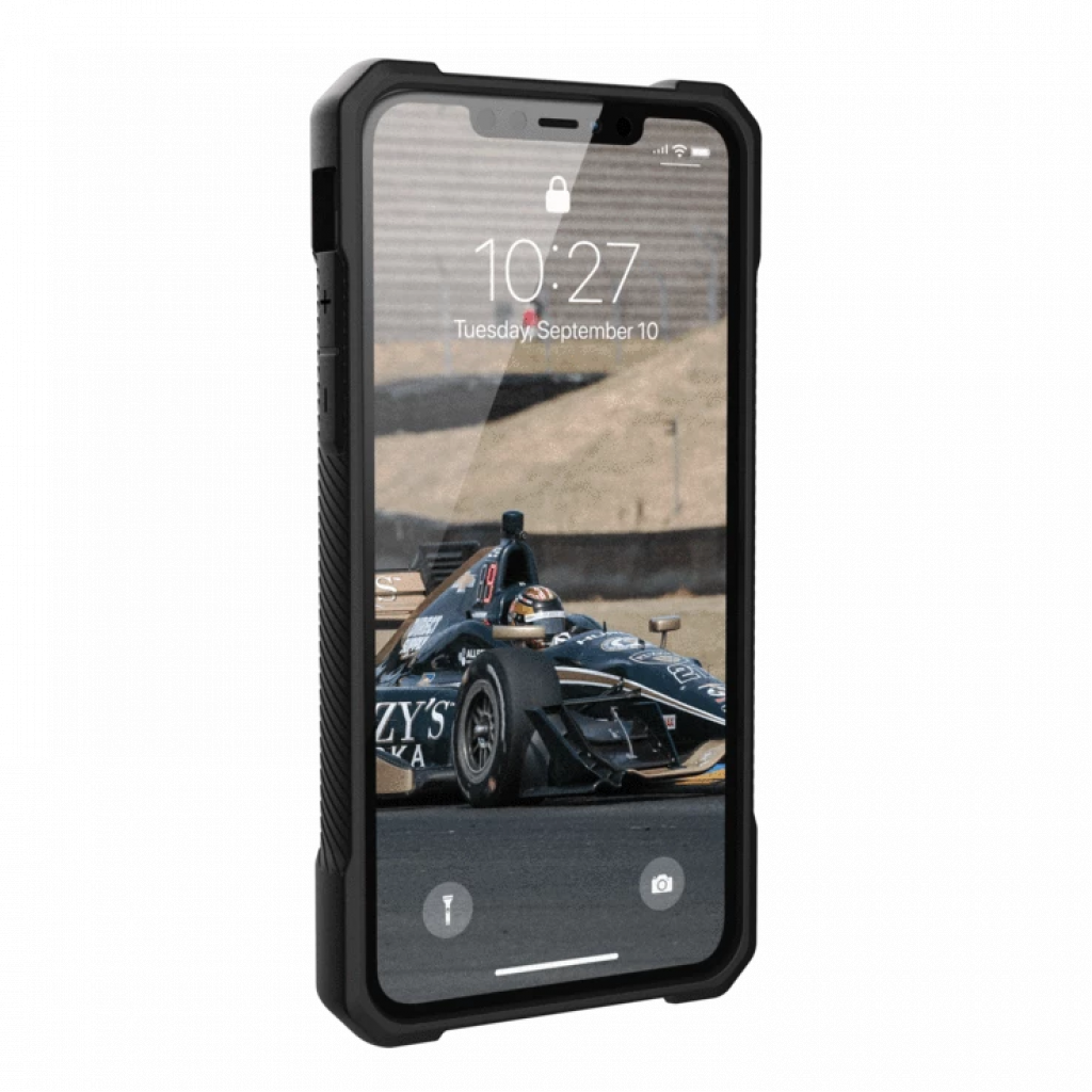 Чехол для моб. телефона Uag iPhone 11 Pro Max Monarch, Black (111721114040) изображение 4