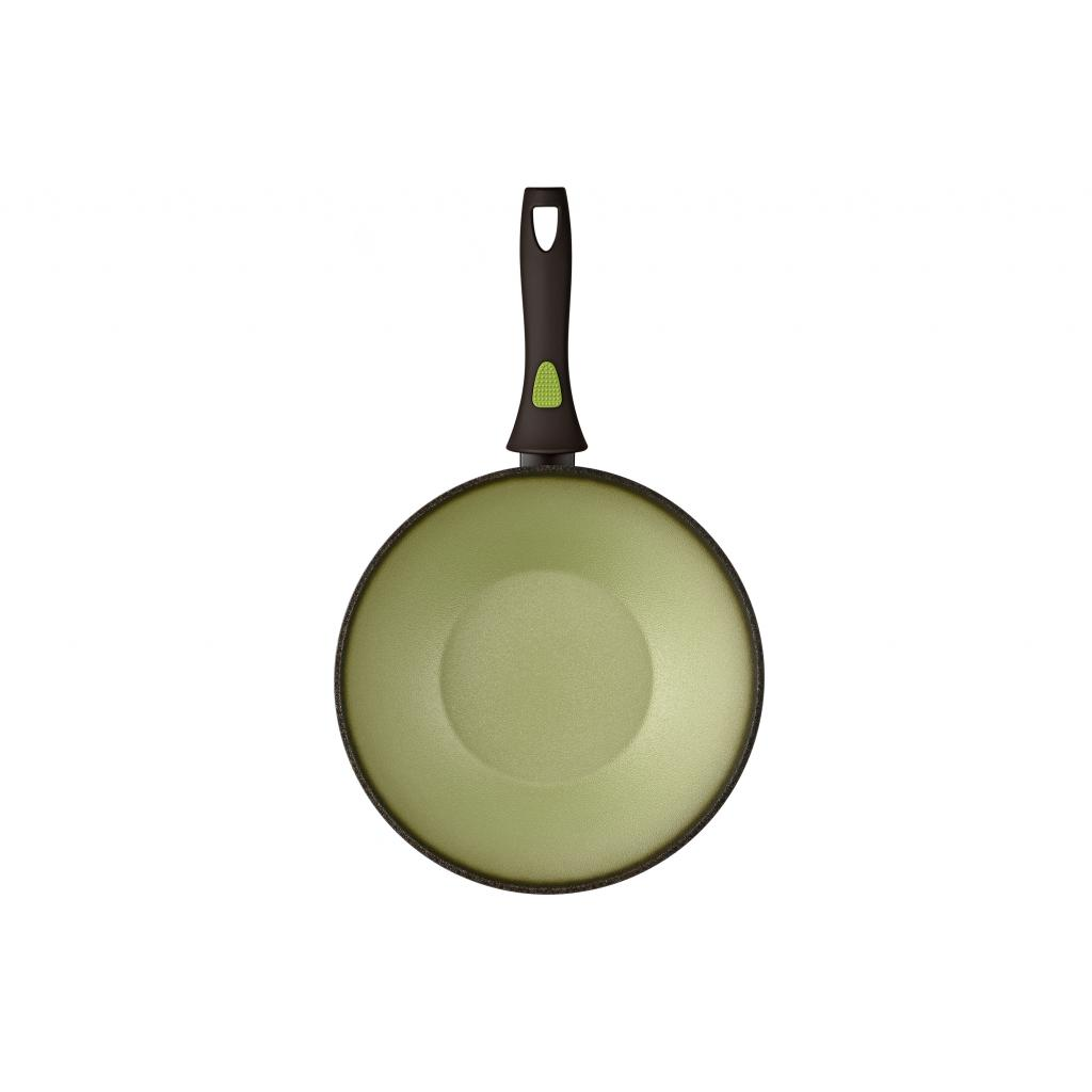 Сковорода Ardesto Avocado Wok 28 см (AR2528WA) зображення 2