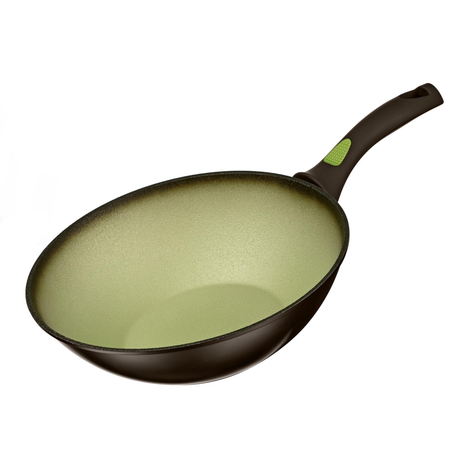 Сковорода Ardesto Avocado Wok 28 см (AR2528WA) зображення 3