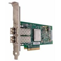 Сетевая карта Dell Qlogic 2662, 2x16Gb FC HBA, LP (406-BBBH)
