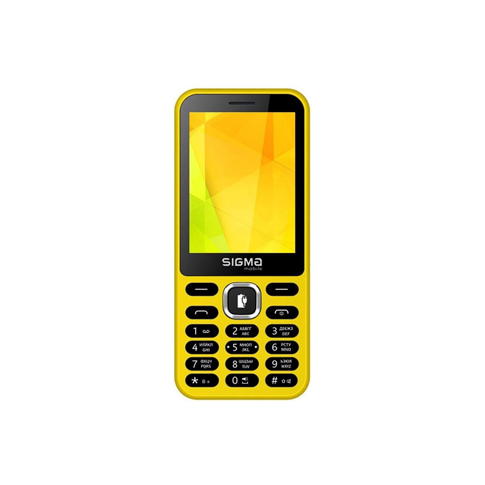 Мобильный телефон Sigma X-style 31 Power Blue (4827798854723)