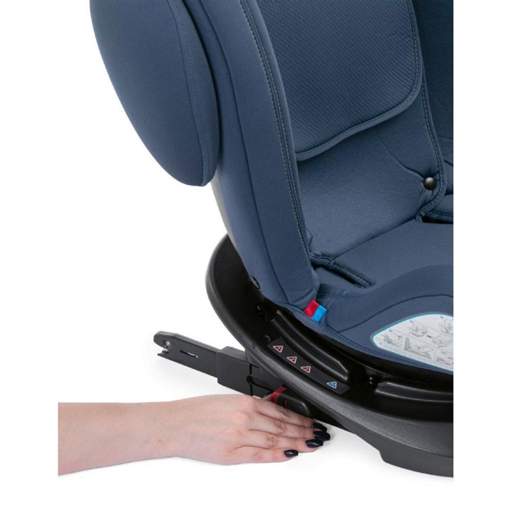 Автокресло Chicco Unico Plus 0-36 кг синий (79715.39) изображение 10