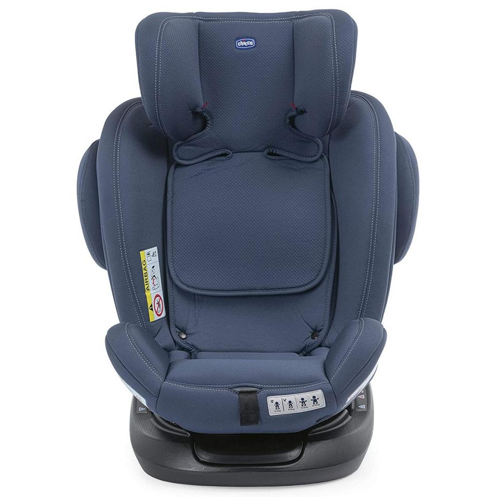Автокресло Chicco Unico Plus 0-36 кг синий (79715.39) изображение 4