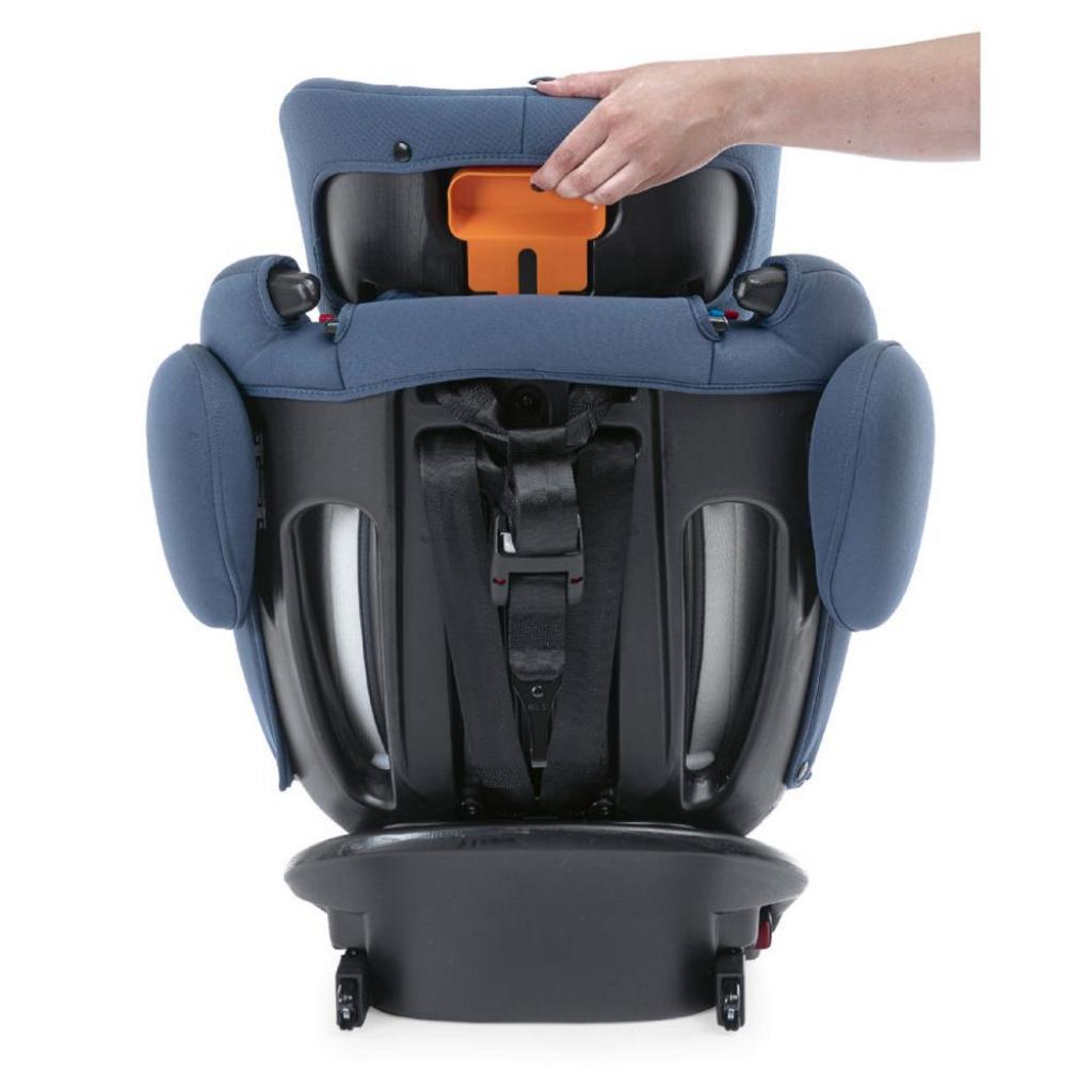 Автокресло Chicco Unico Plus 0-36 кг синий (79715.39) изображение 7