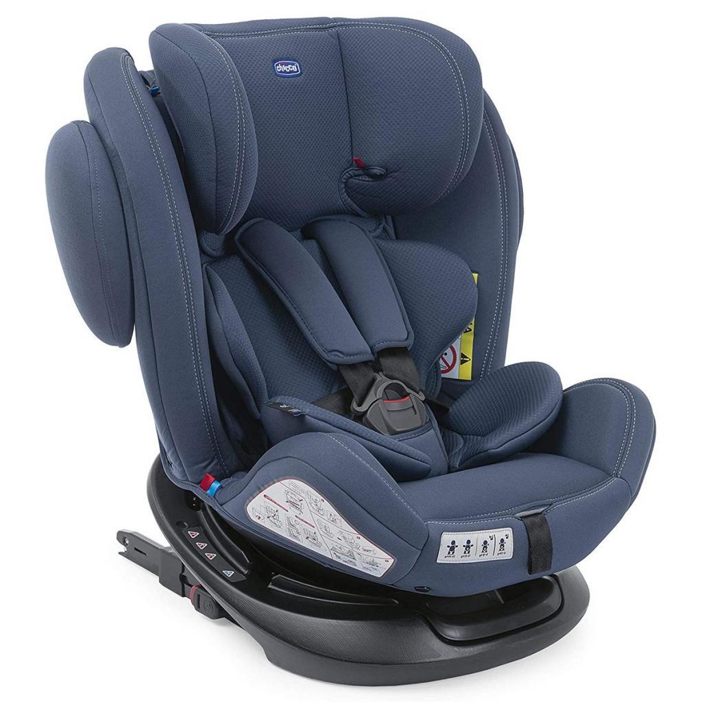 Автокресло Chicco Unico Plus 0-36 кг синий (79715.39)