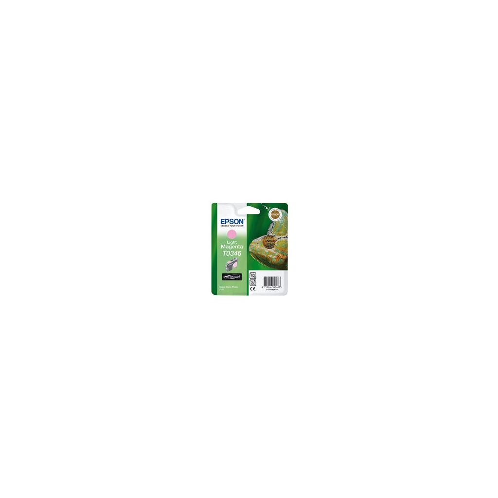 Картридж StPhoto 2100, magenta EPSON (C13T03434010)
