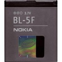 -#-Аккумуляторная батарея Nokia BL-5F