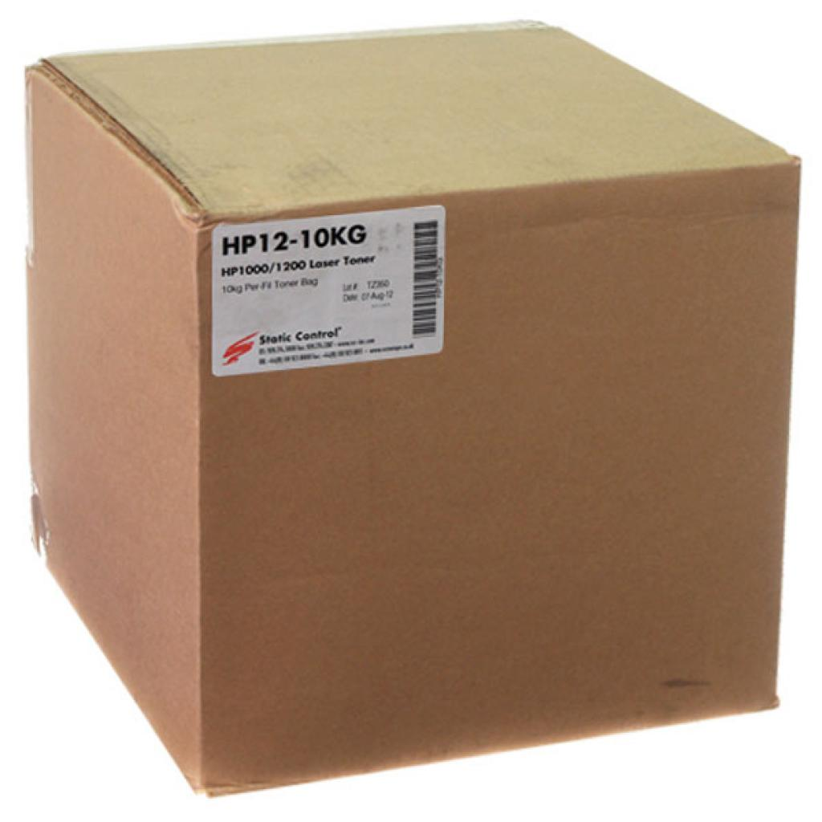 Тонер HP LJ1200/1000(C7115A) CanonEP25/27 Static Control (HP12-10KG)