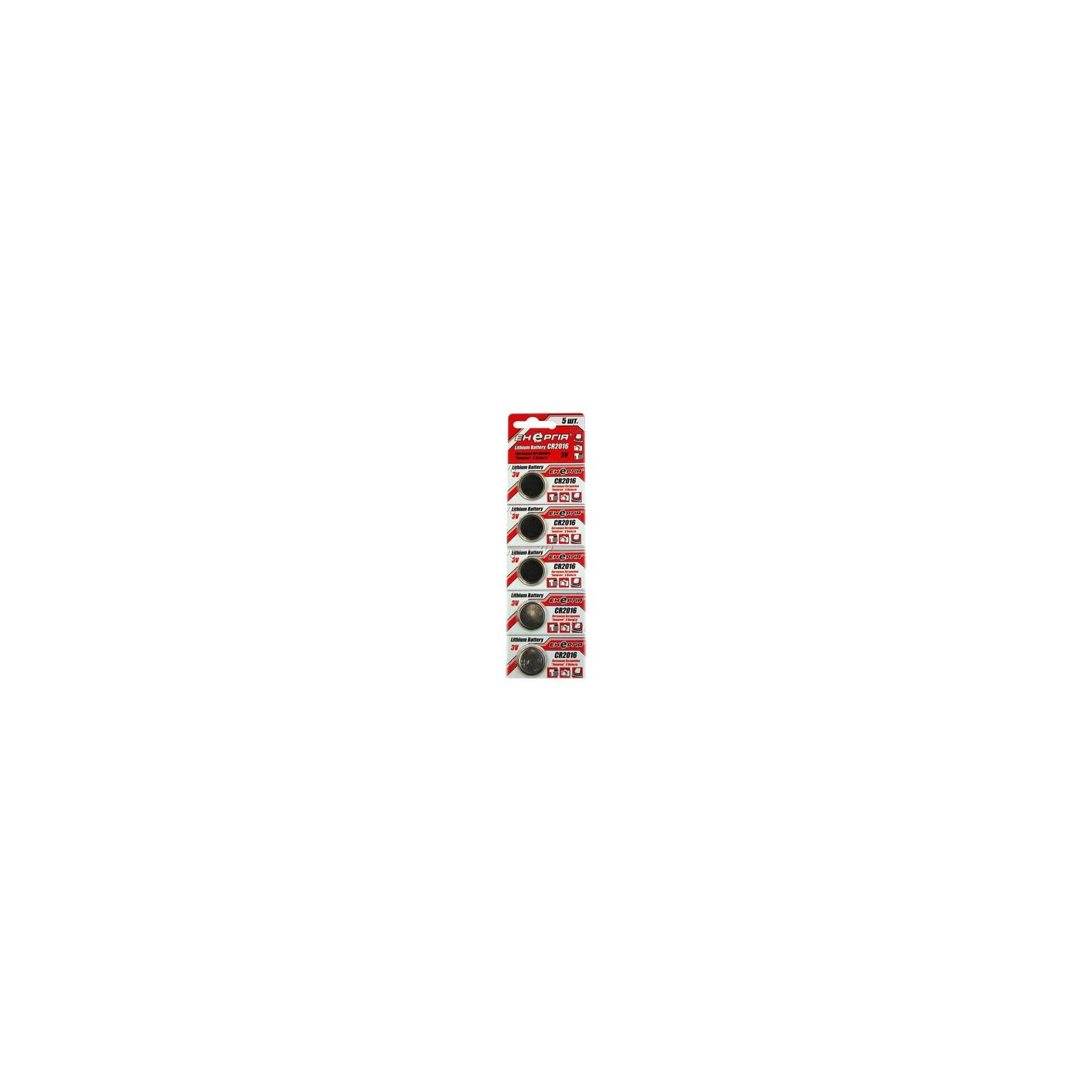 Батарейка CR2016 Энергия (CR2016-U5)
