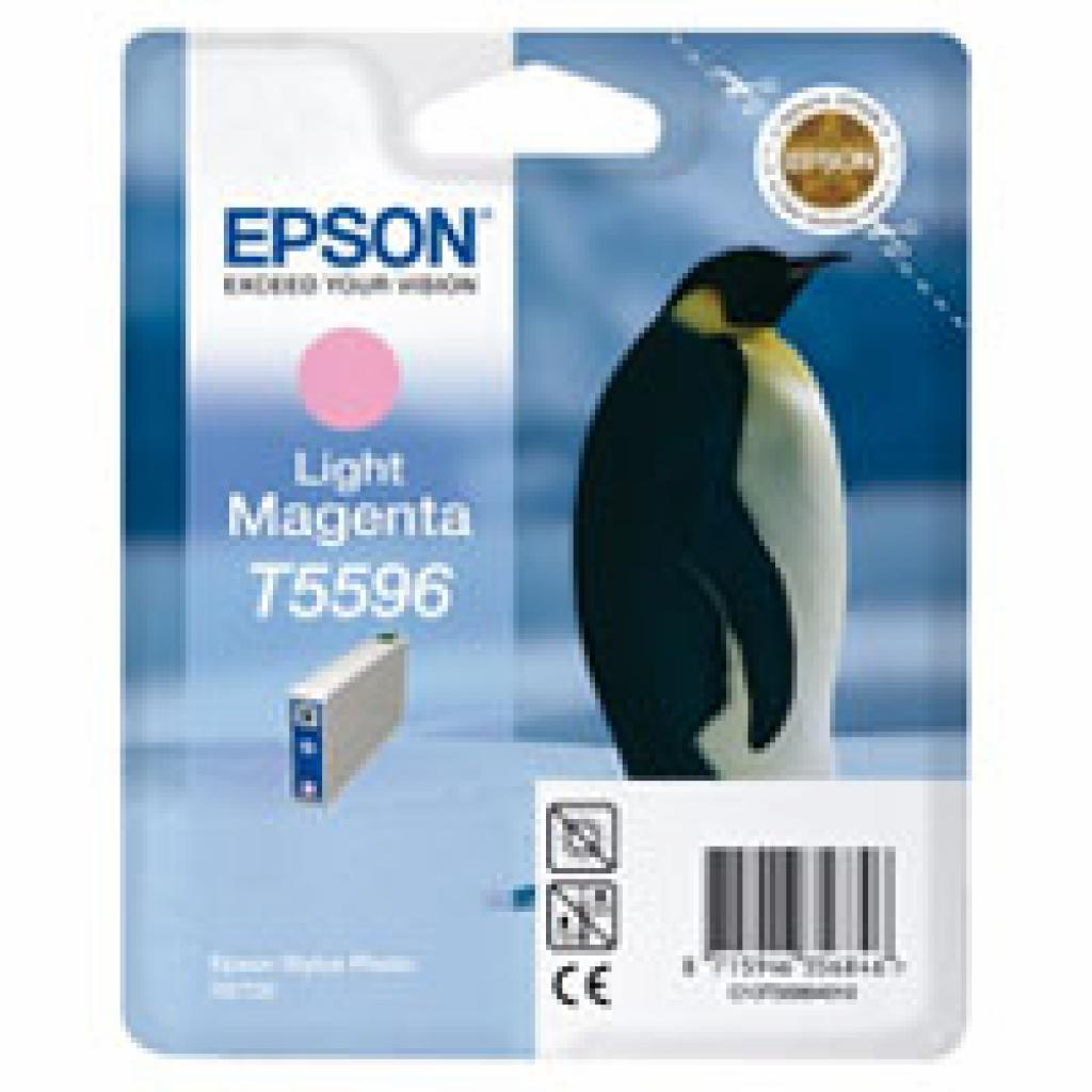 Картридж EPSON St Photo RX700 light magenta (C13T55964010)