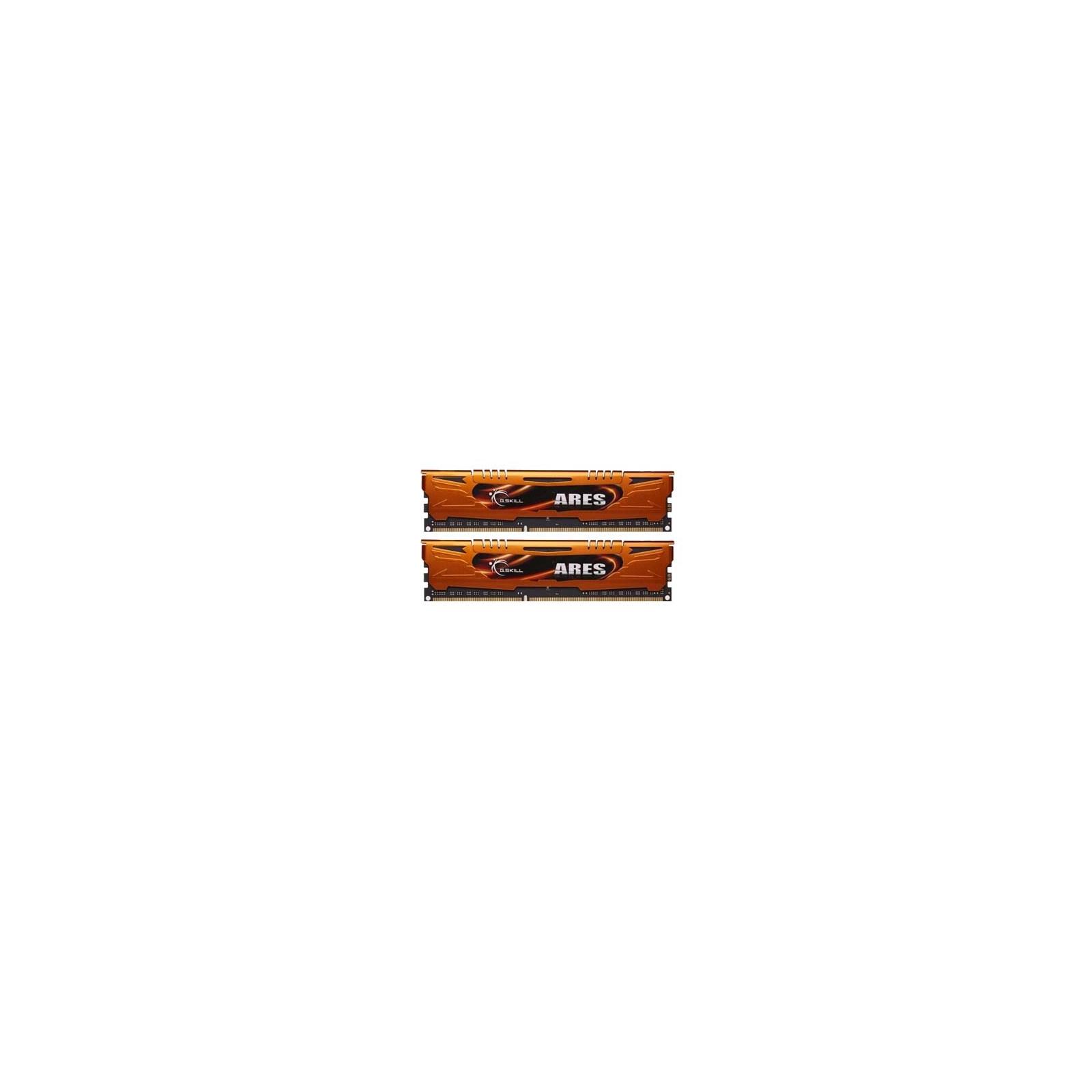 Модуль памяти для компьютера DDR3 8GB (2x4GB) 2133 MHz G.Skill (F3-2133C11D-8GAO)