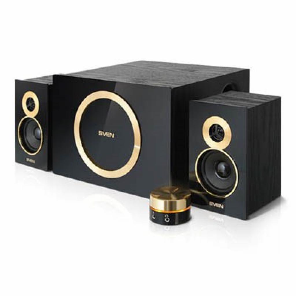 Акустическая система SVEN MS-1085 Gold black