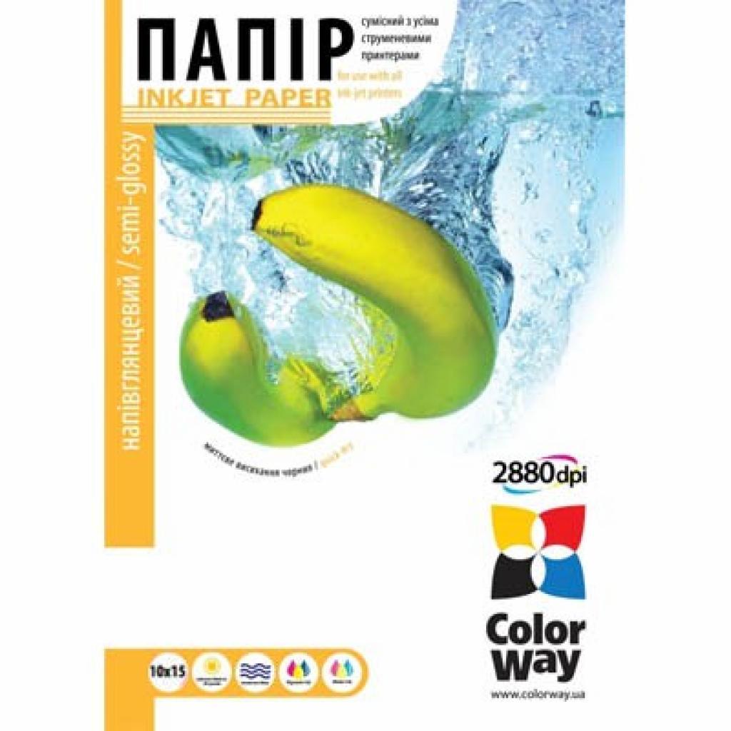Бумага ColorWay 10x15 (PNG2550204R)