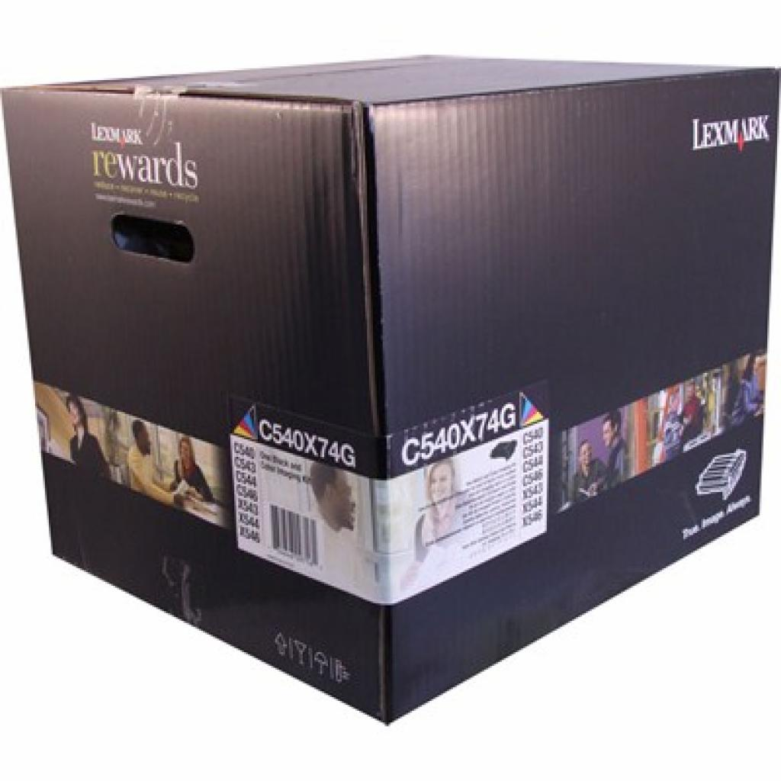 Фотобарабан LEXMARK C54x/ X54x Imaging Kit (C540X74G)