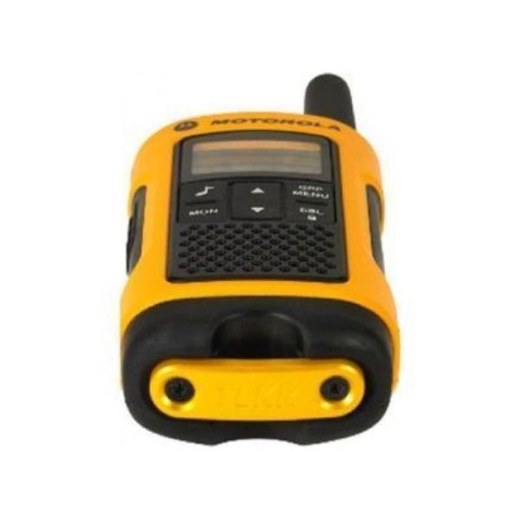 Портативная рация Motorola TLKR T80 Extreme Yellow изображение 3