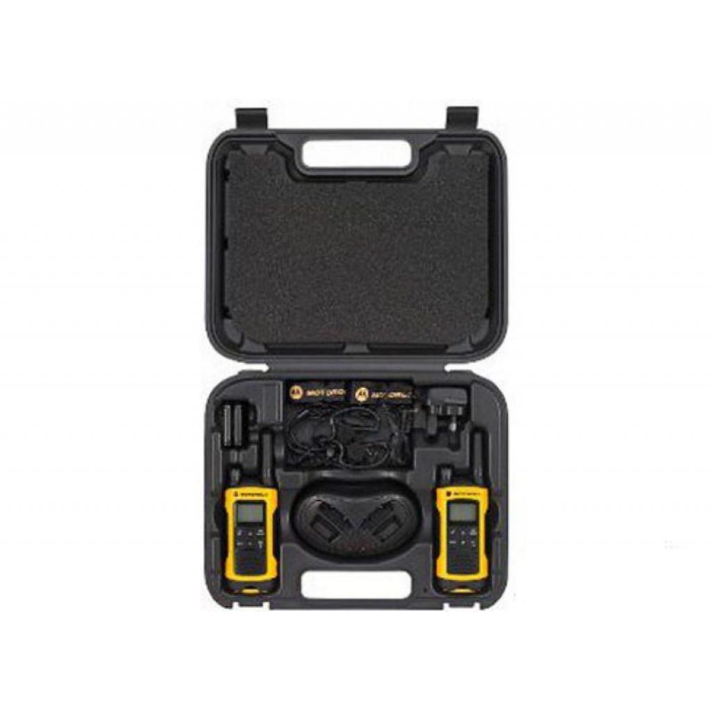 Портативная рация Motorola TLKR T80 Extreme Yellow изображение 4