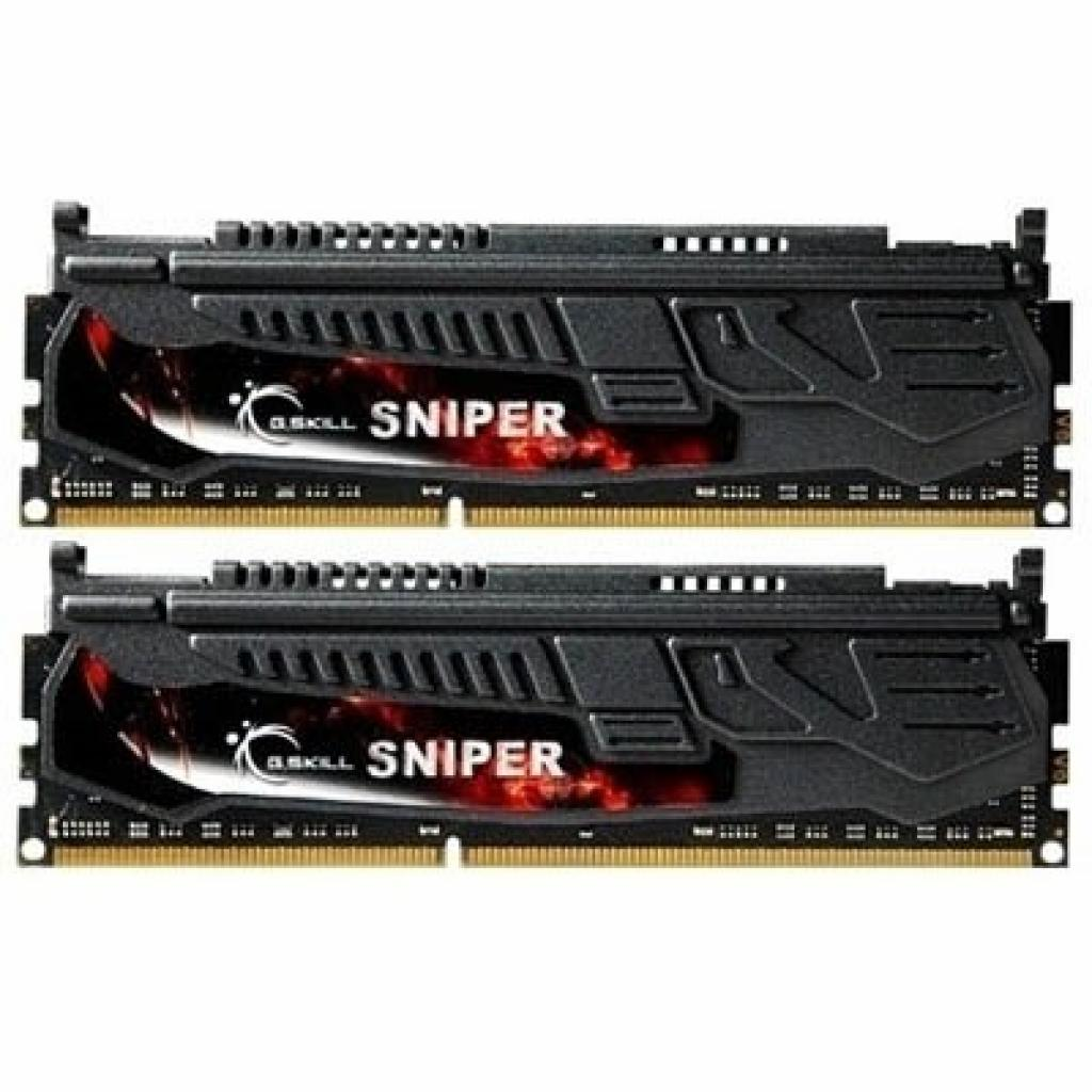 Модуль памяти для компьютера DDR3 16GB (2x8GB) 1866 MHz G.Skill (F3-1866C9D-16GSR)