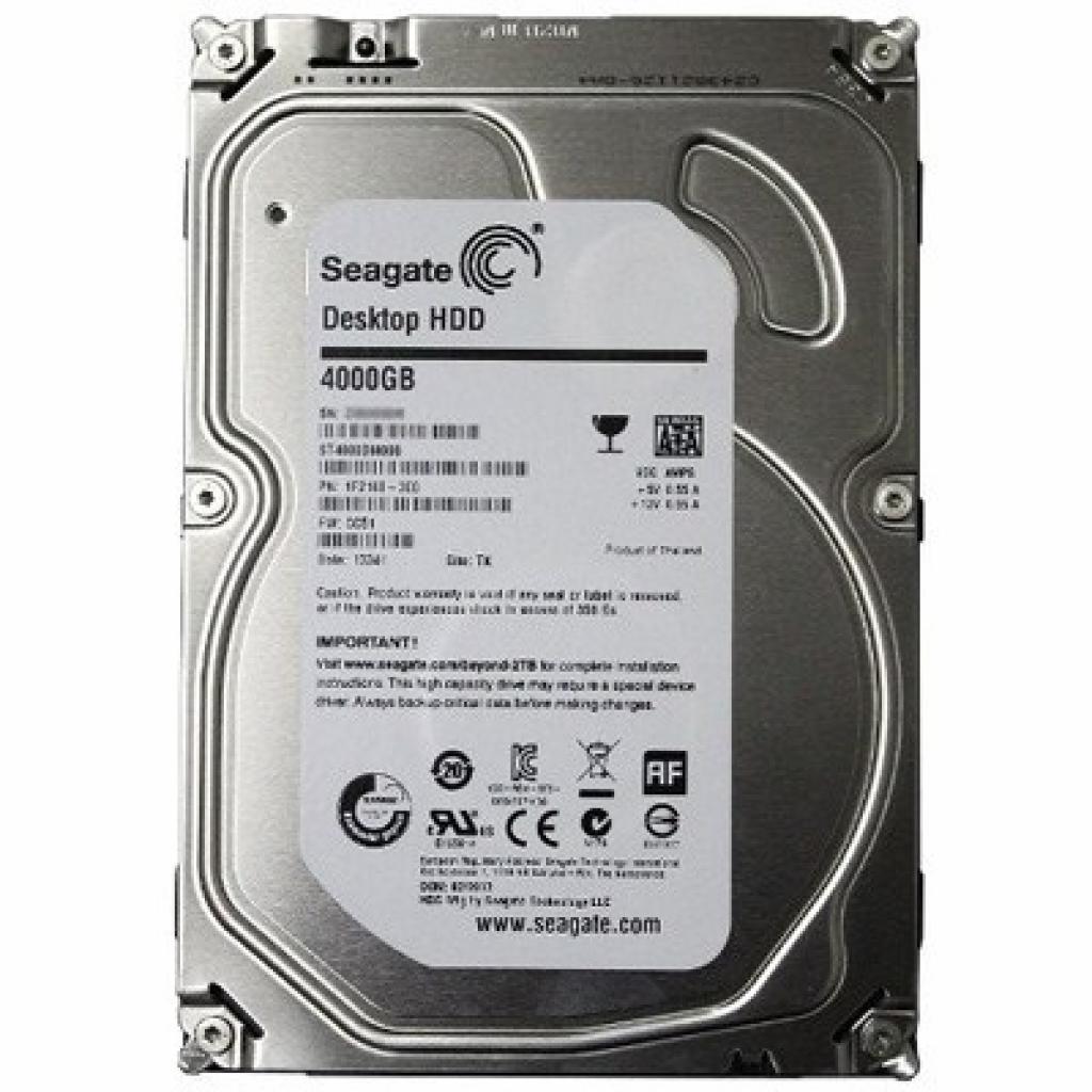 "Жесткий диск 3.5"" 4TB Seagate (ST4000DM000)"