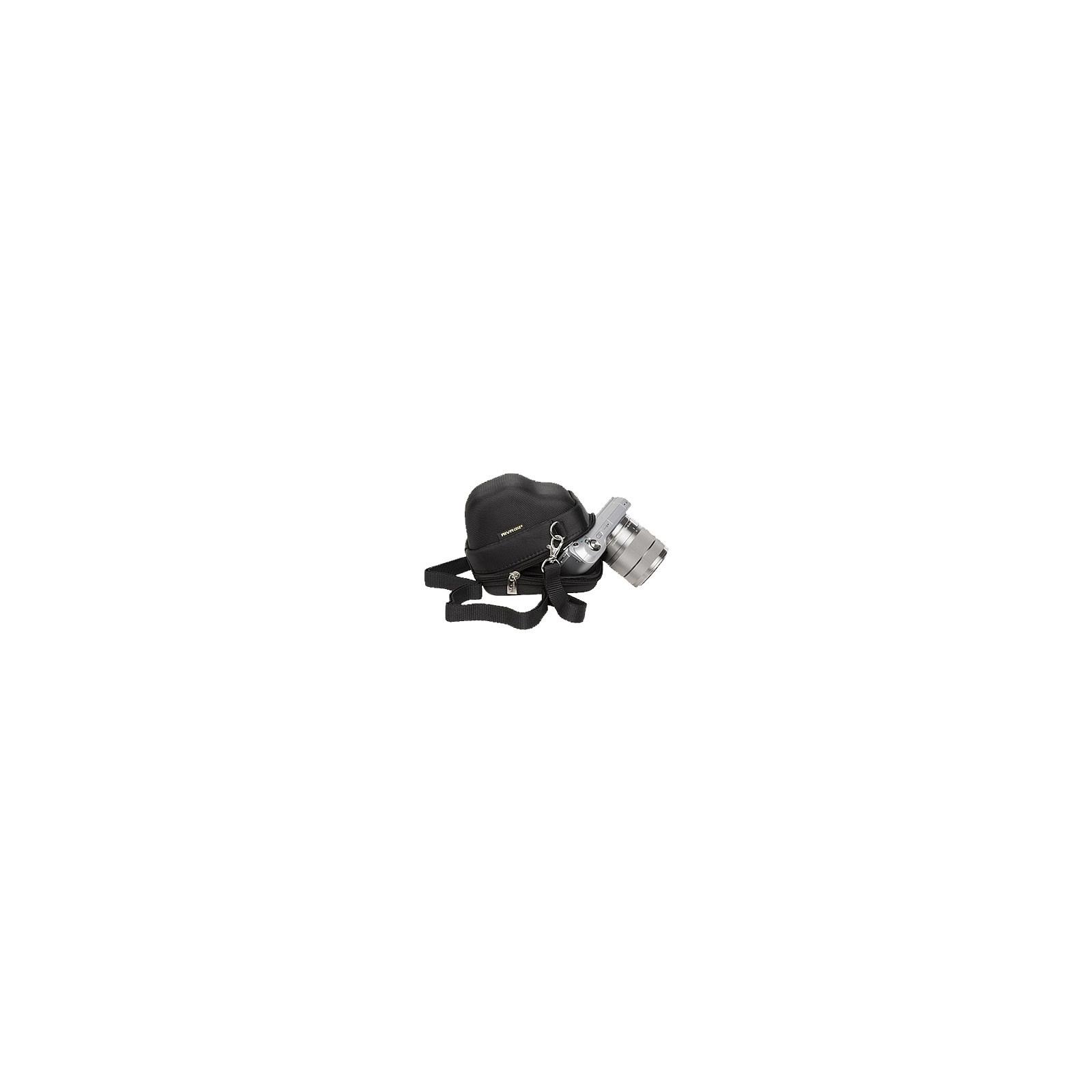 Фото-сумка RivaCase High/Ultra zoom Digital Case (7117-M(PS) Black) изображение 2