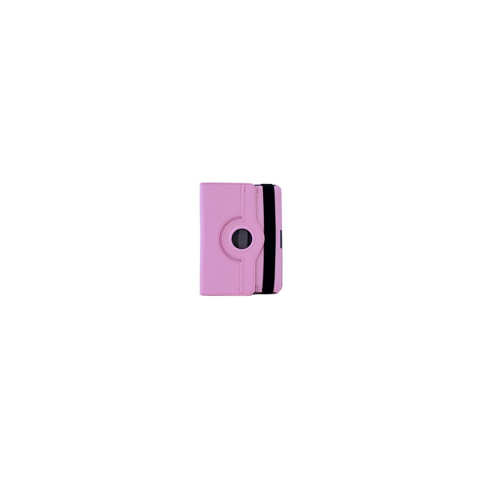 Чехол для планшета Drobak 7 Kindle Fire HD/Pink/ ротатор (217104)