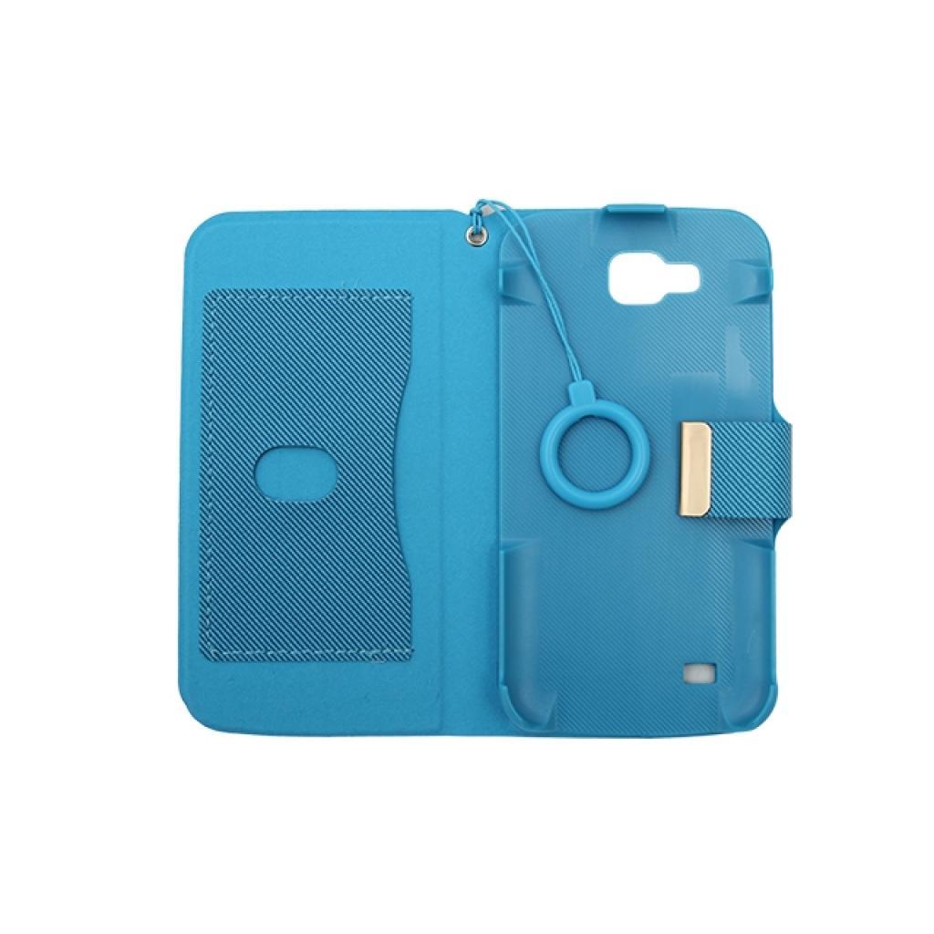 Чехол для моб. телефона Drobak для Samsung I9260 Galaxy Premier /Especial Style/Blue (216017) изображение 2