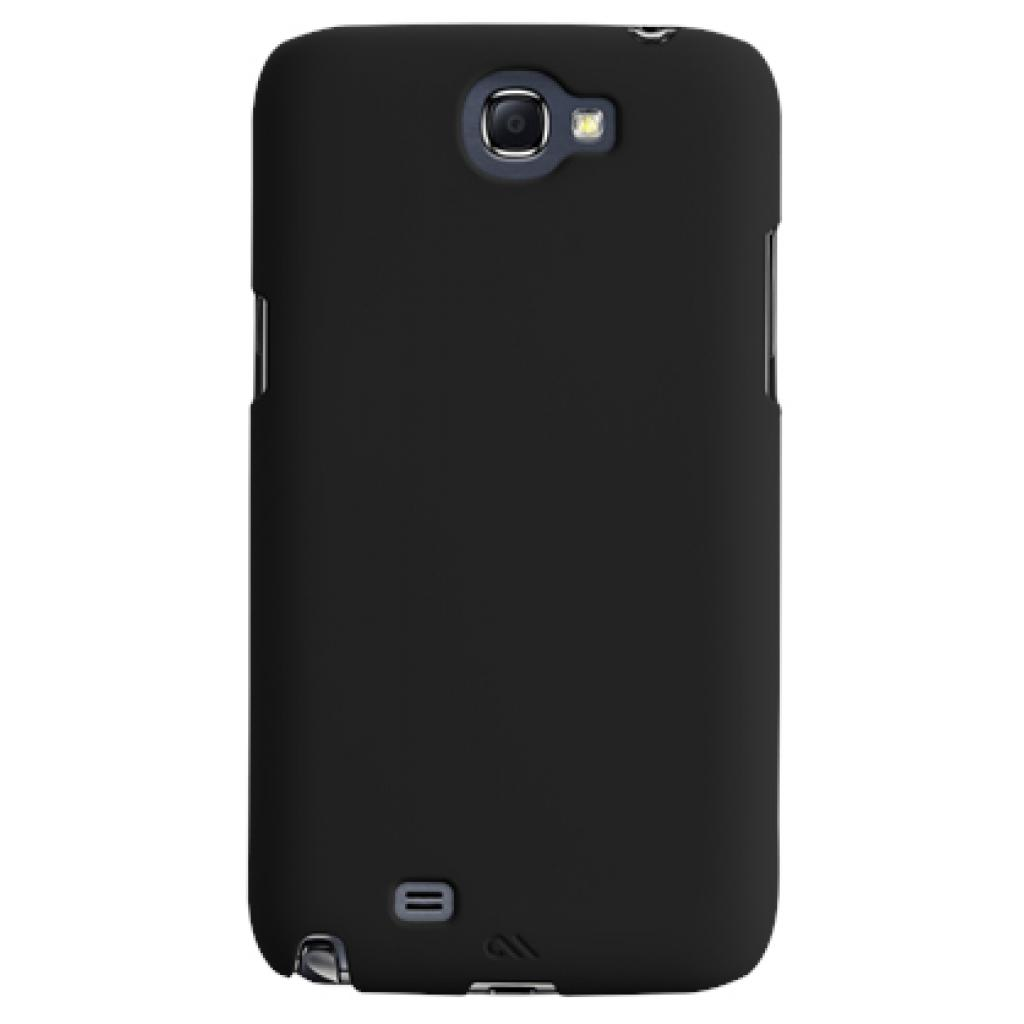 Чехол для моб. телефона Case-Mate для Samsung Galaxy Note 2 BT Black (CM023454) изображение 3