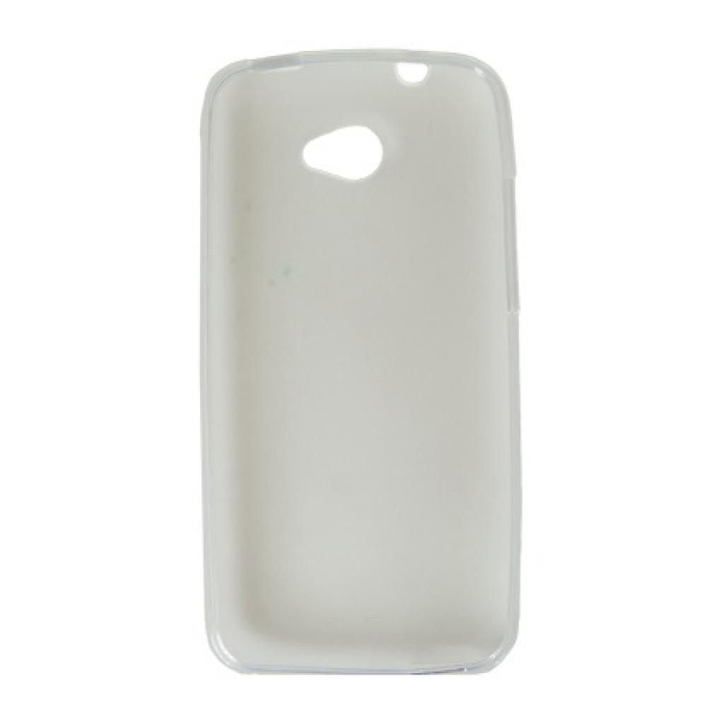 Чехол для моб. телефона Drobak для HTC Desire 601 /Elastic PU/Clear (218847) изображение 2