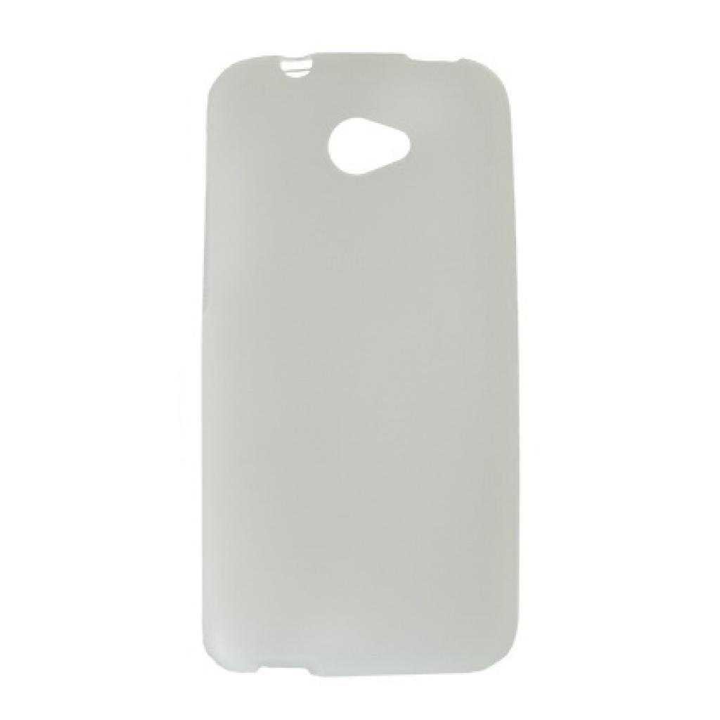 Чехол для моб. телефона Drobak для HTC Desire 601 /Elastic PU/Clear (218847)