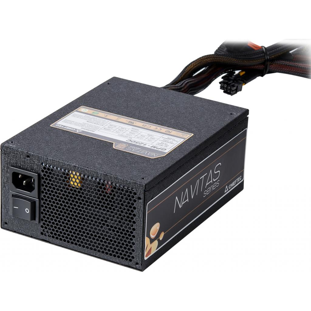 Блок питания CHIEFTEC 1250W Navitas (GPM-1250C) изображение 6