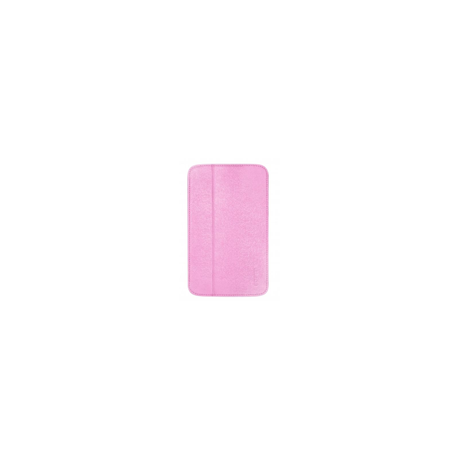 Чехол для планшета ODOYO Galaxy TabTAB3 8.0 /GLITZ COAT FOLIO ANGEL PINK (PH623PK)