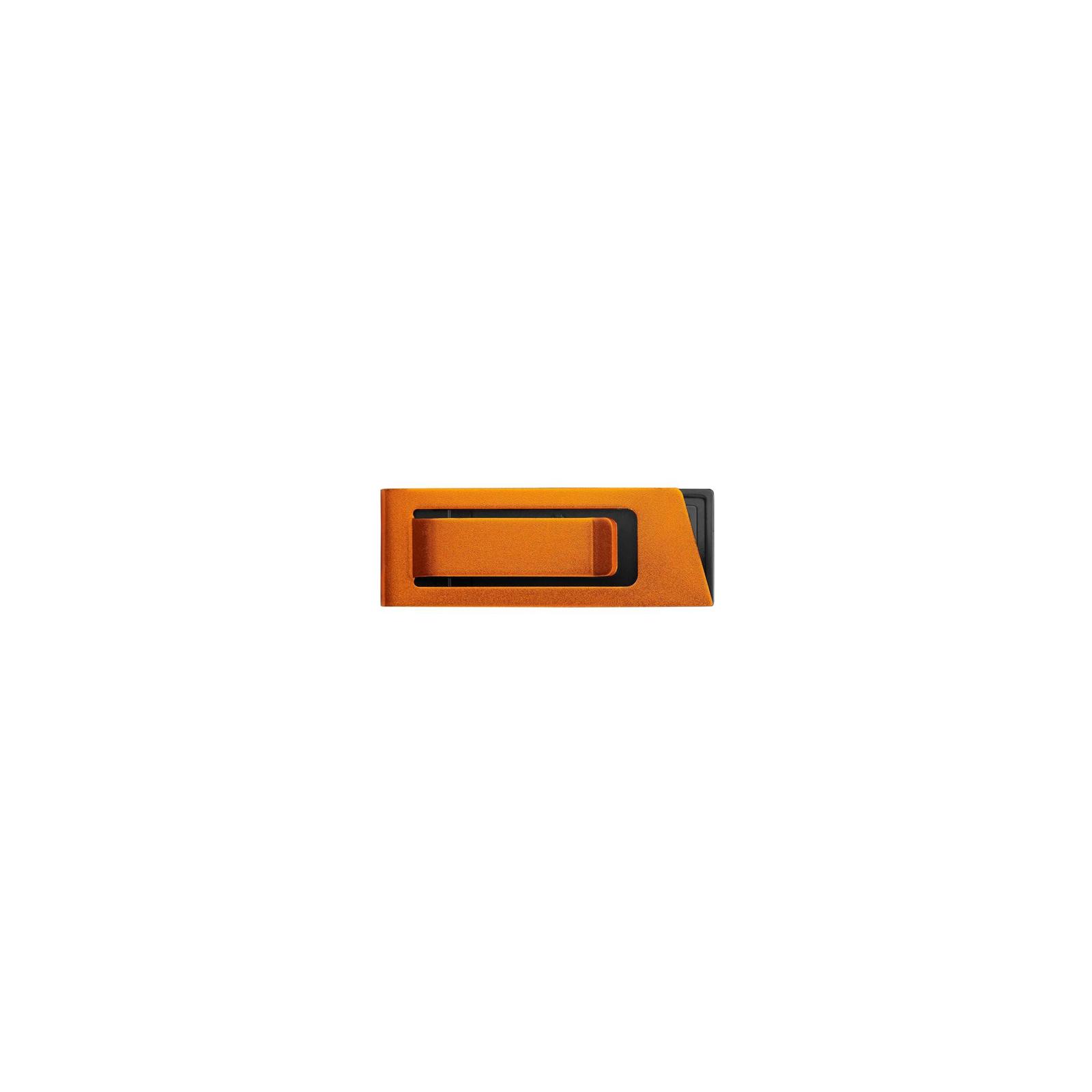 USB флеш накопитель 16GB AH130 Orange RP USB2.0 Apacer (AP16GAH130T-1) изображение 2