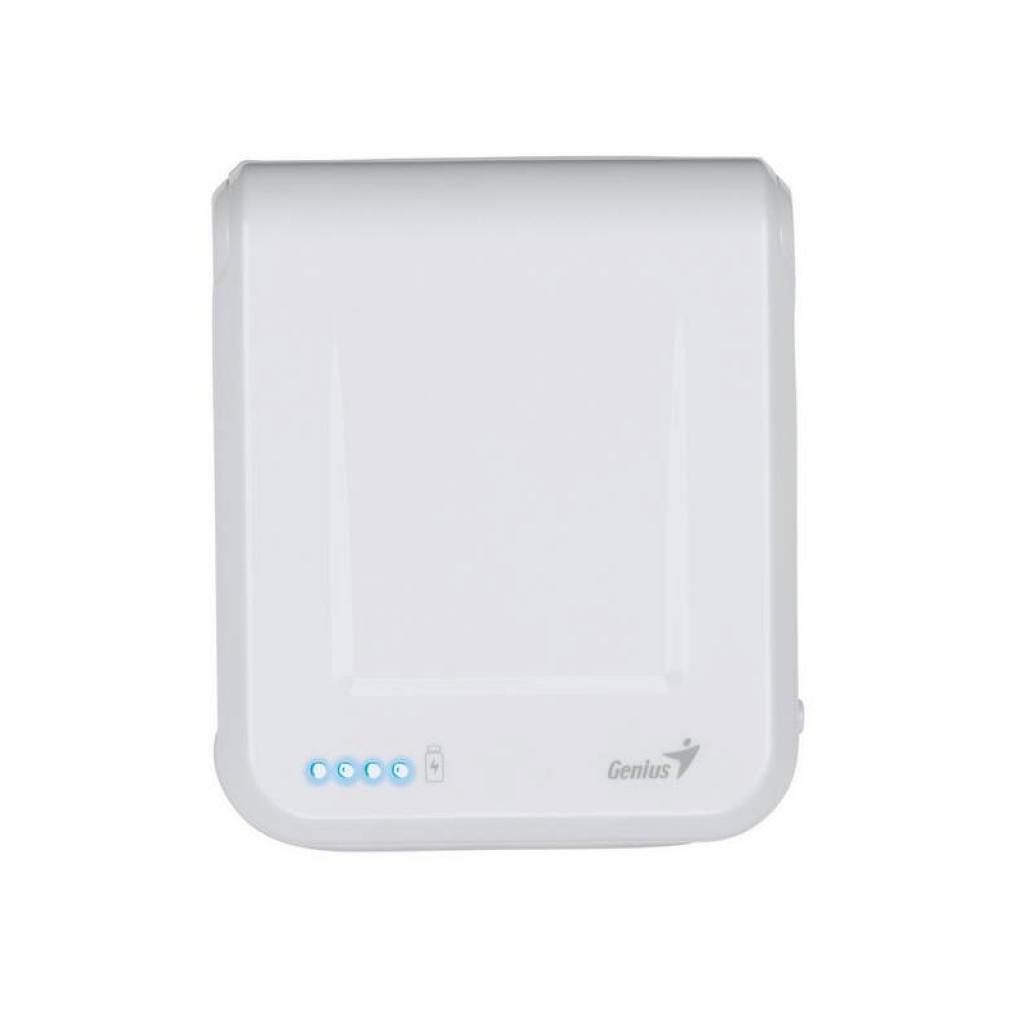Батарея универсальная Genius ECO-U700 7800 mAh White (39800002102) изображение 3