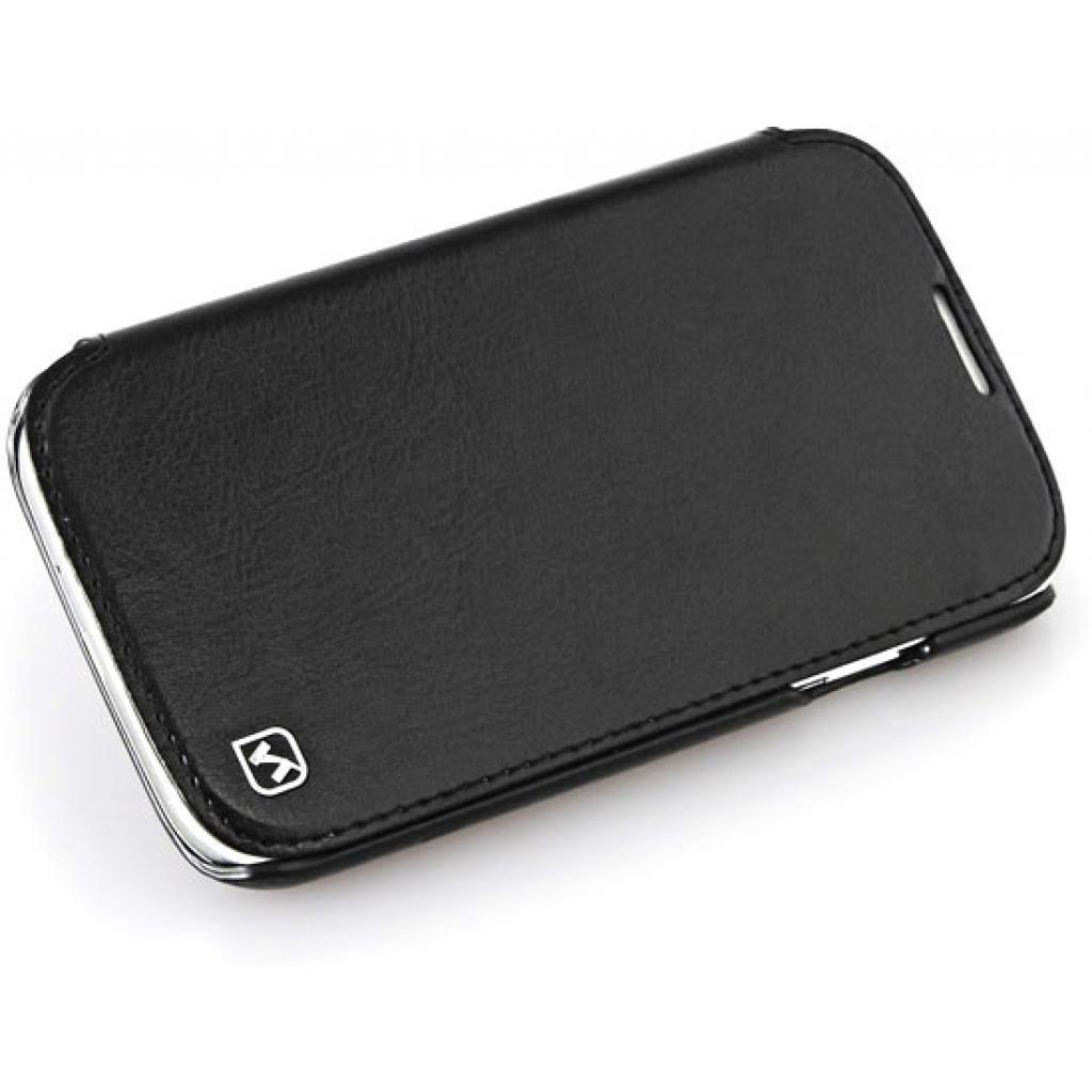 Чехол для моб. телефона HOCO для Samsung I9500 Galaxy S4 /Crystal (HS-L022 Black) изображение 3