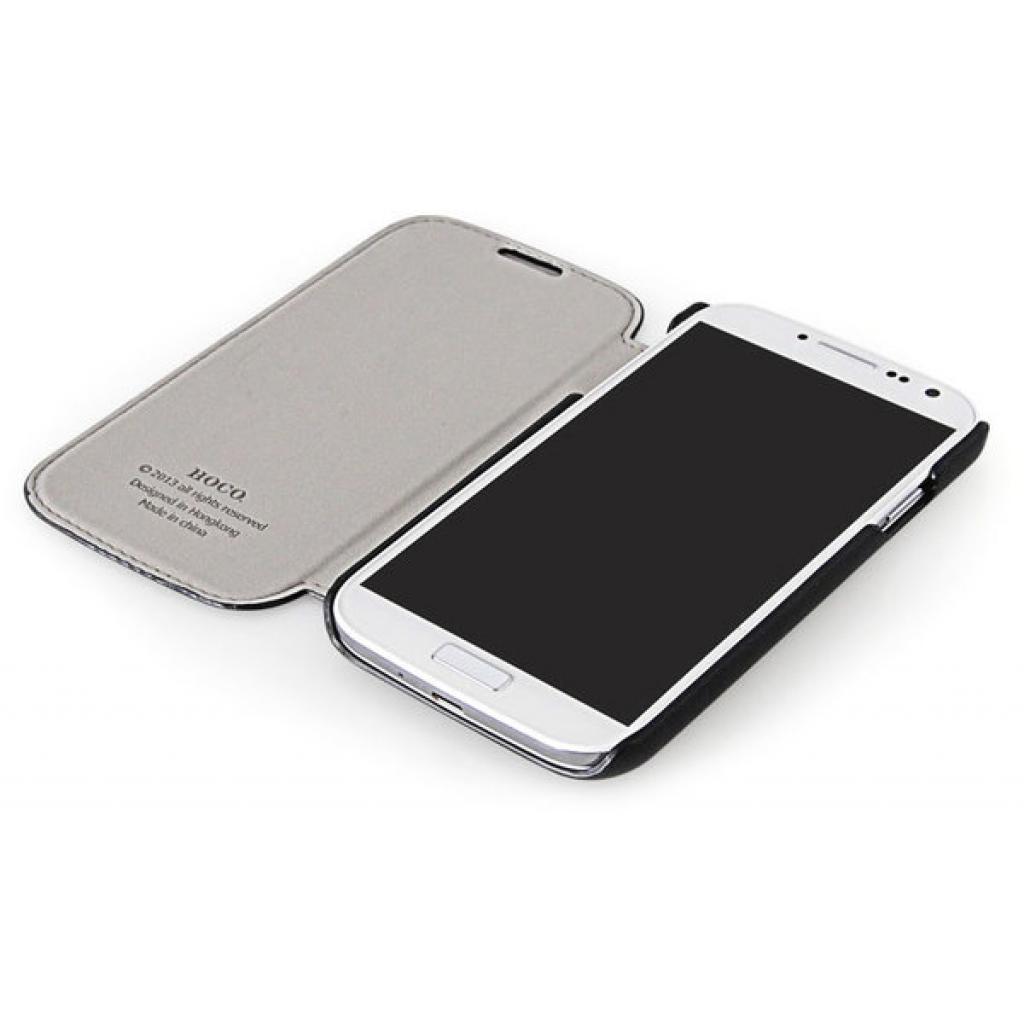 Чехол для моб. телефона HOCO для Samsung I9500 Galaxy S4 /Crystal (HS-L022 Black) изображение 6