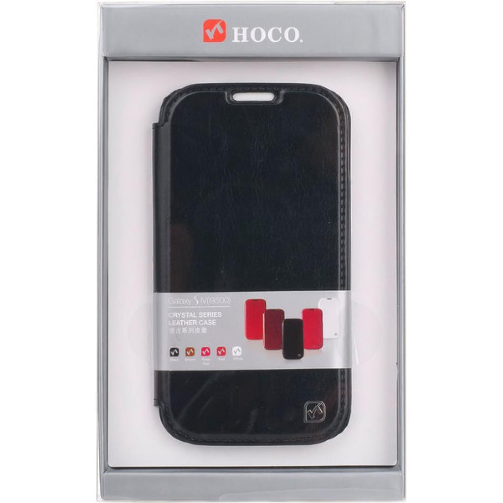 Чехол для моб. телефона HOCO для Samsung I9500 Galaxy S4 /Crystal (HS-L022 Black) изображение 8