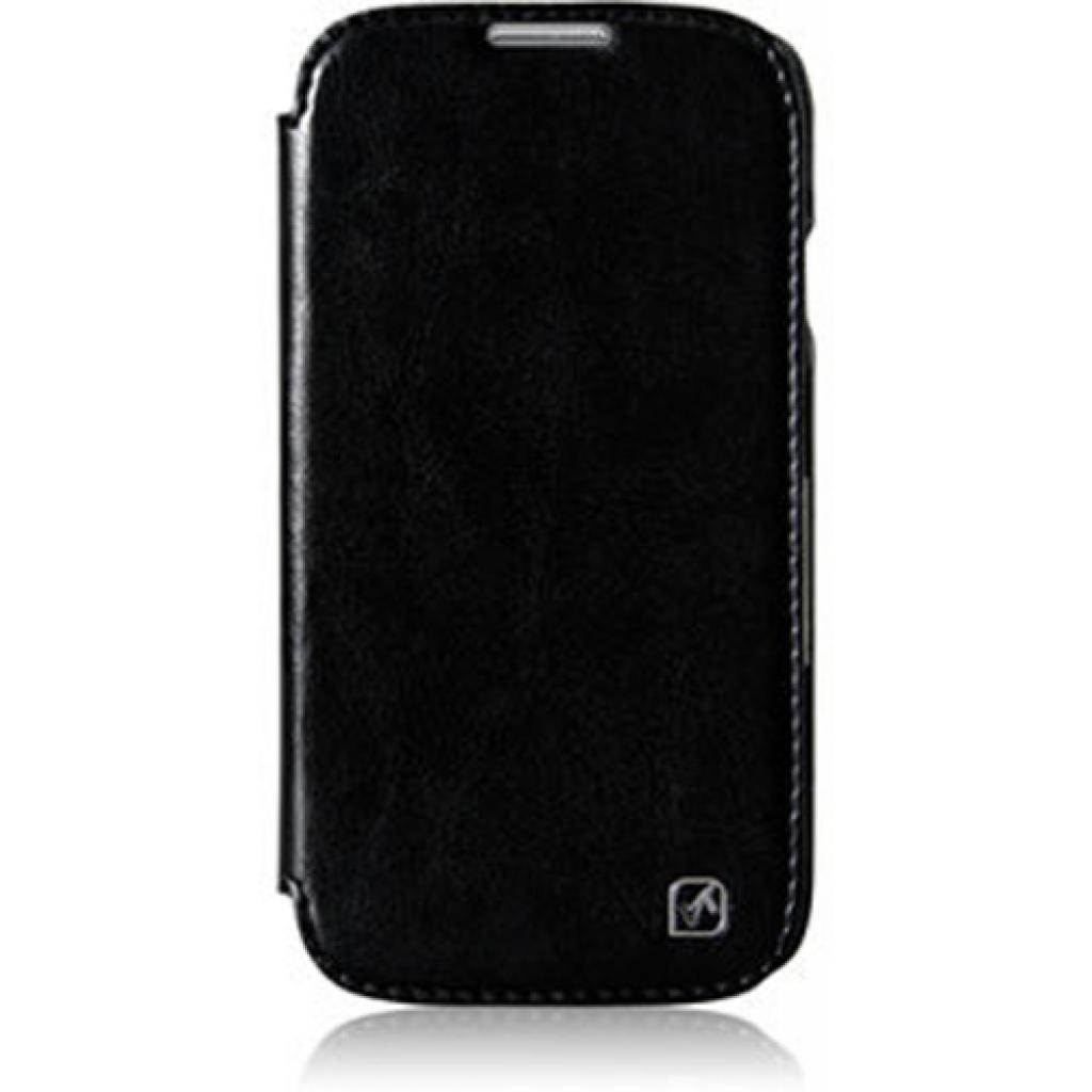 Чехол для моб. телефона HOCO для Samsung I9500 Galaxy S4 /Crystal (HS-L022 Black)