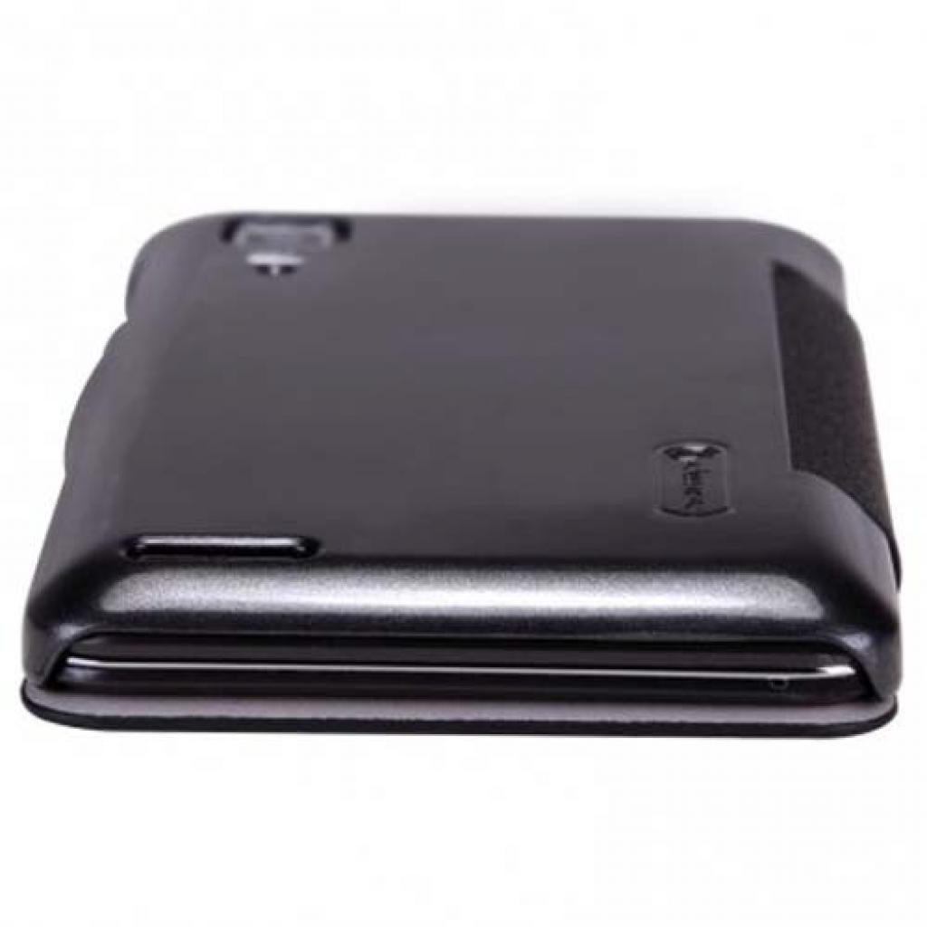 Чехол для моб. телефона NILLKIN для Lenovo P780 /Fresh/ Leather/Black (6100776) изображение 3
