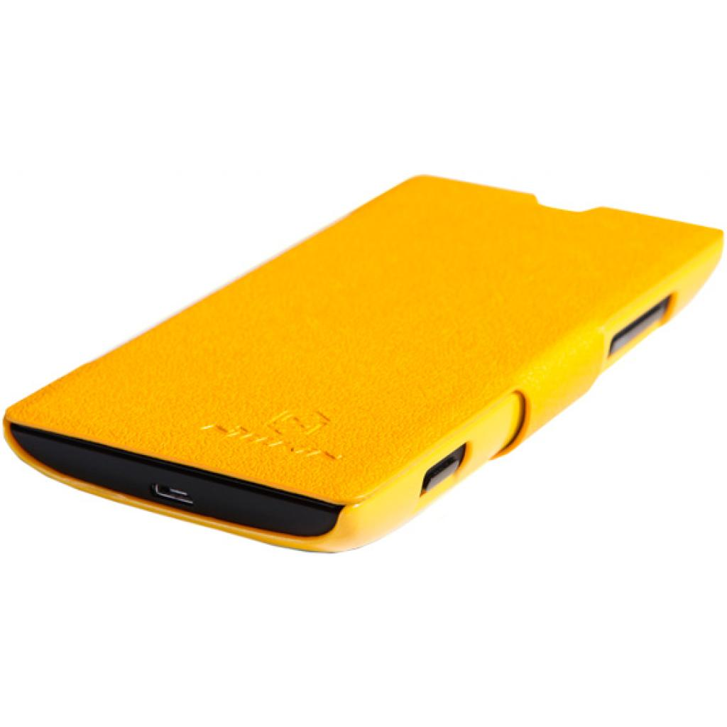 Чехол для моб. телефона NILLKIN для Nokia 520-Fresh/ Leather (6076879) изображение 3