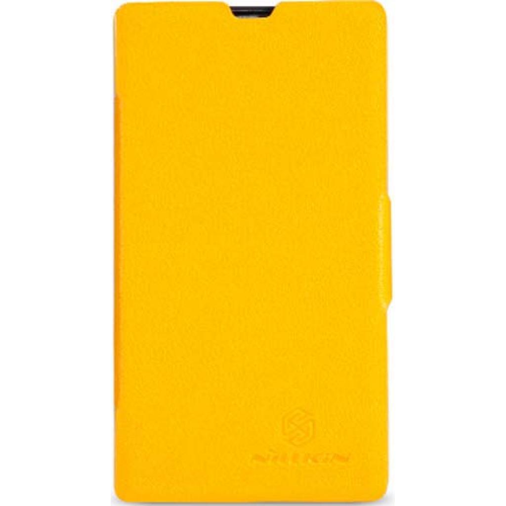 Чехол для моб. телефона NILLKIN для Nokia 520-Fresh/ Leather (6076879)