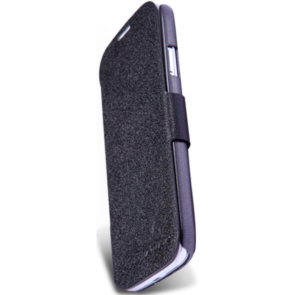 Чехол для моб. телефона NILLKIN для Samsung I9500 /Fresh/ Leather/Black (6065850)