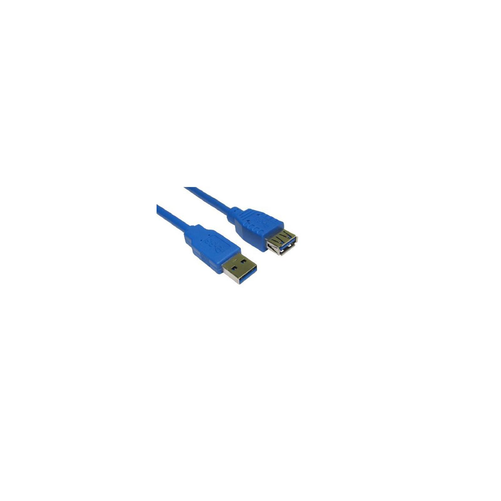 Дата кабель подовжувач USB 3.0 AM/AF Atcom (11202)