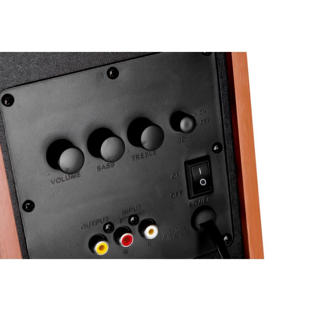 Акустическая система GEMBIRD WCS-611 Wood изображение 5
