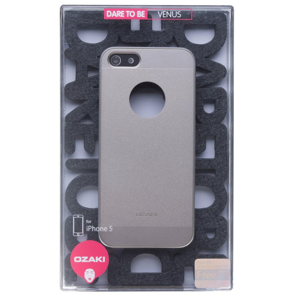 Чехол для моб. телефона OZAKI iPhone 5/5S O!coat Universe GD (OC536GD) изображение 3