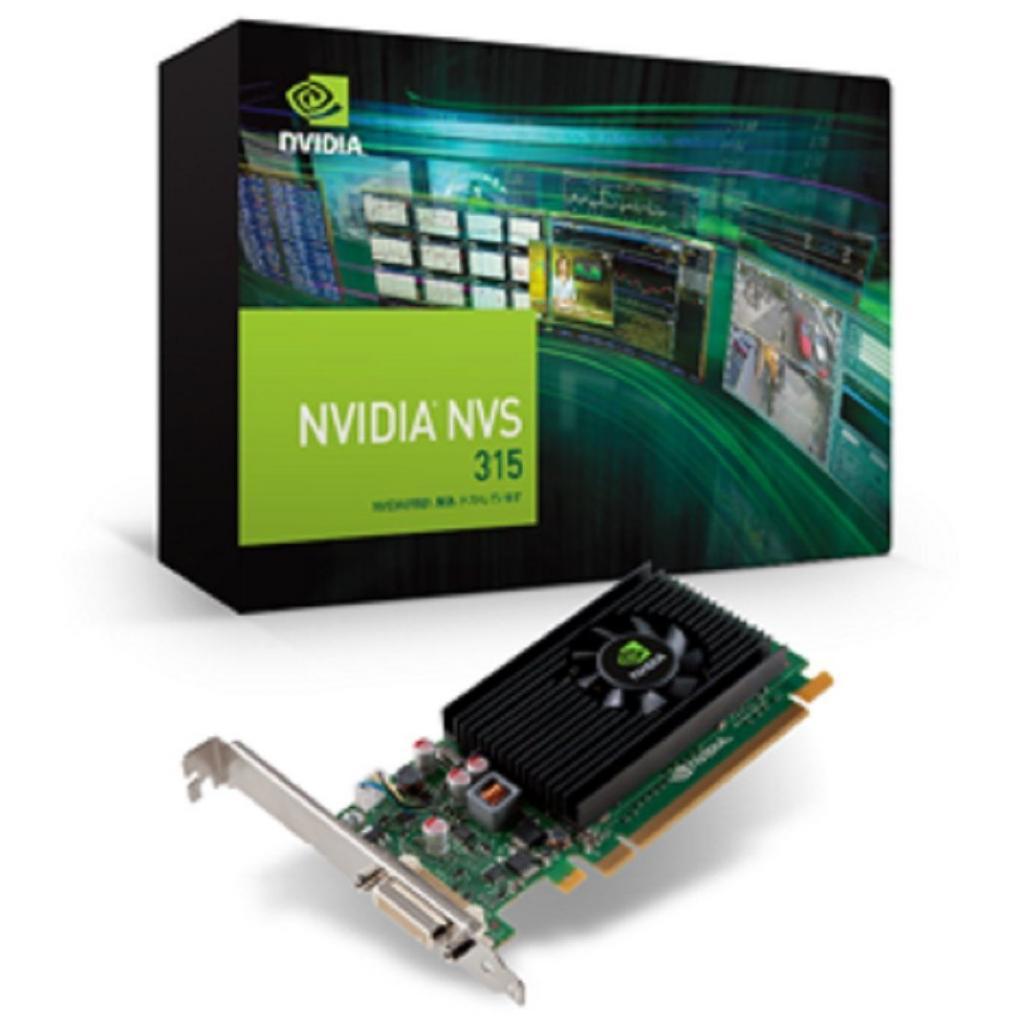 Видеокарта Quadro 315NVS 1024MB PNY (VCNVS315DVI-PB)