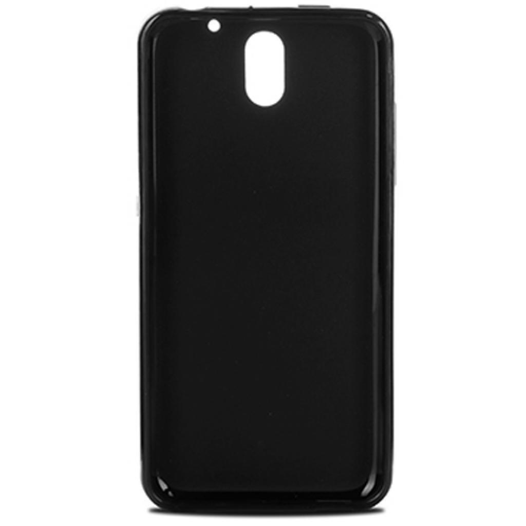 Чехол для моб. телефона для HTC Desire 610 (Black) Elastic PU Drobak (218887) изображение 2