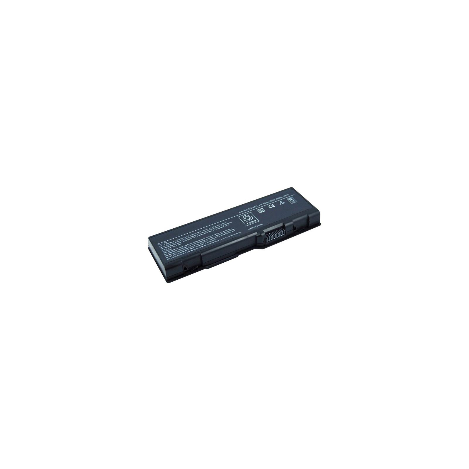 Аккумулятор для ноутбука DELL Inspiron 6000 (D5318, DL5319LP) 11.1V6600mAh PowerPlant (NB00000115)