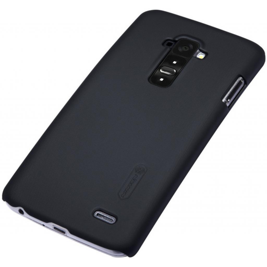 Чехол для моб. телефона NILLKIN для LG Optimus G Flex D958 /Super Frosted Shield/Black (6154938) изображение 2
